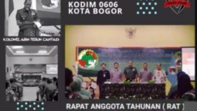 Photo of Rapat Anggota Tahunan Tutup Buku tahun 2019 Primer Koperasi Kartika Suryakancana 0606 / Kota Bogor