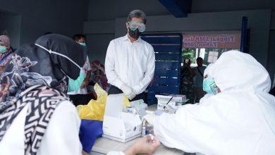 Photo of Ratusan Tenaga Medis dan 16 ODP di Kota Bogor Jalani Rapid Test Covid-19