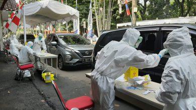 Photo of Hasil Rapid Test Drive Thru di Kota Bogor : 142 Negatif dan 3 Positif
