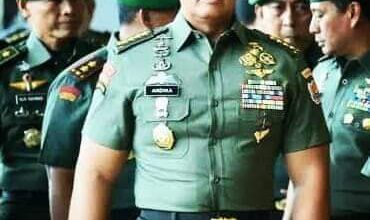 Photo of Jokowi Tunjuk Jendral Andika Perkasa Wakil Erick Thohir