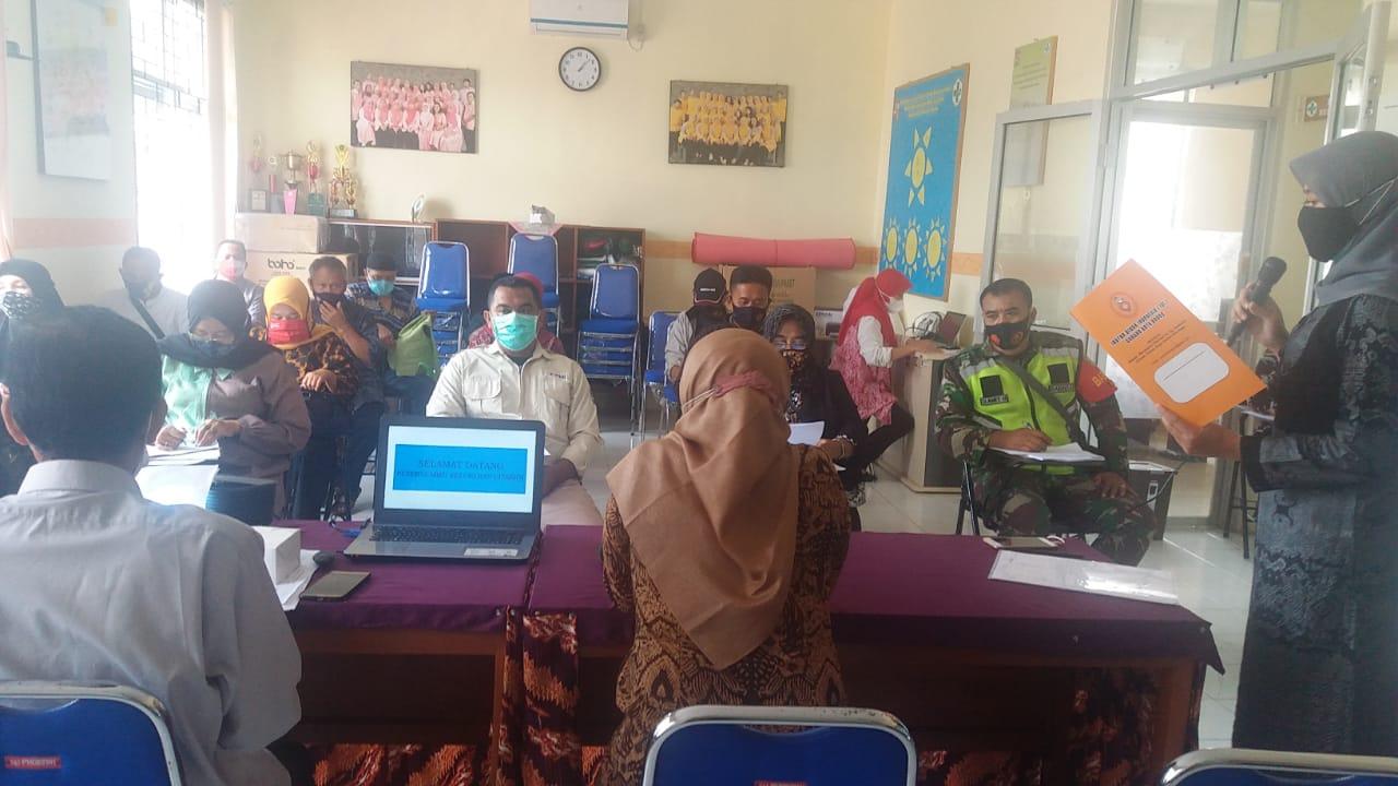 Pelda Selamet Hariadi Menghadiri acara pertemuan ...